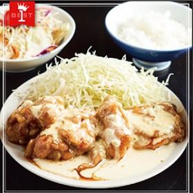 鴨南蛮定食(200B)