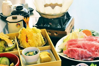 和食しゃぶしゃぶ かごの屋