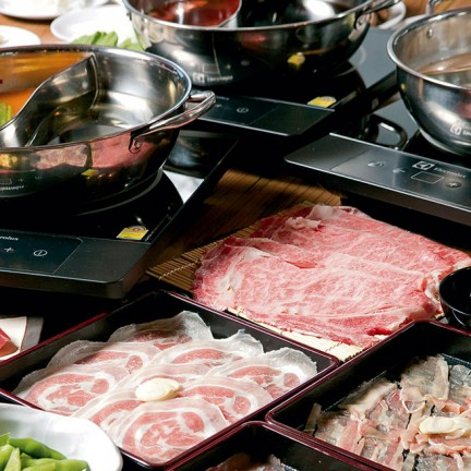しゃぶすき 肉と野菜<閉店>