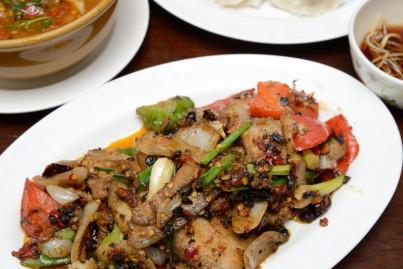 中華小吃 ジョンフア
