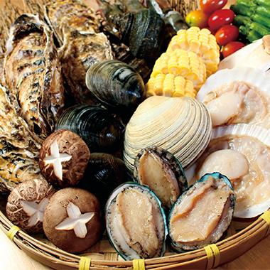 新登場のかき小屋で浜焼き&漁師料理を堪能! -かき小屋-