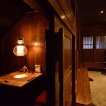2名テーブル半個室(禁煙/喫煙)