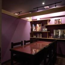 4~7名テーブル半個室(喫煙)
