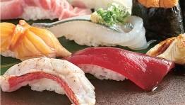 日本人オーナーシェフによる江戸前寿司 -鮨凛-