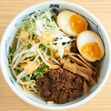 麺屋 武蔵武骨