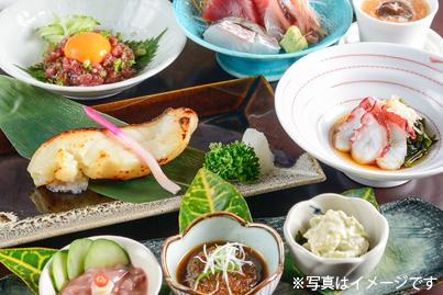 Aコース 1,145B(料理)│田(でん) 海鮮&鉄板料理