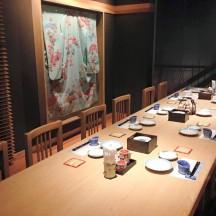 6~14名テーブル完全個室(喫煙)