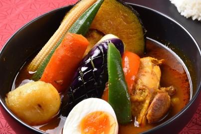 北海道スープカレー屋