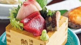 くつろぎの空間で味わう日本の旬