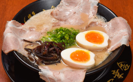 バンコク ラーメン記念日 ~コイケ君の麺愛日記~ Part.2