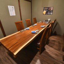 6~8名テーブル(喫煙)