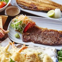 食べ応えのある博多和牛ステーキ