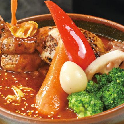 スープカレー・ガラク