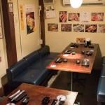 日本街店:10~12名テーブル(喫煙)
