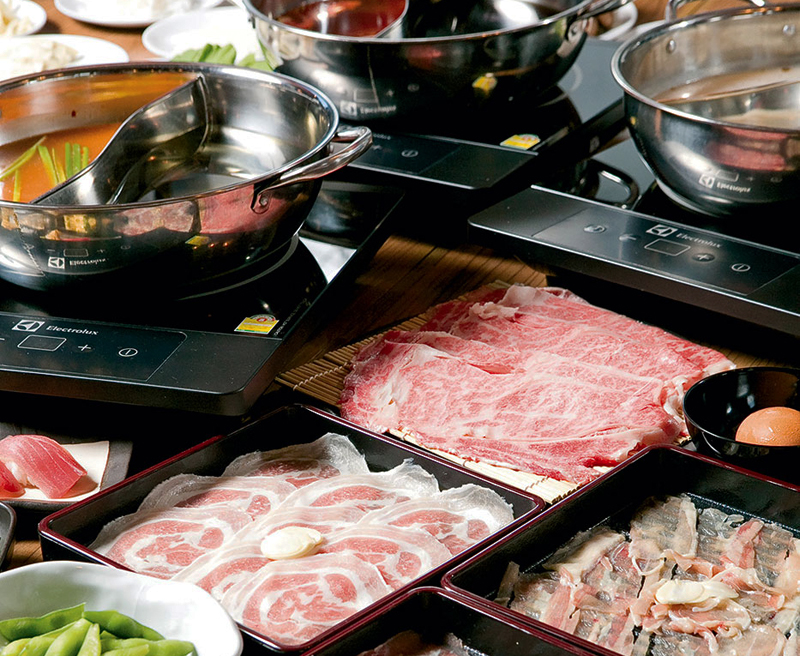 <閉店>しゃぶすき 肉と野菜