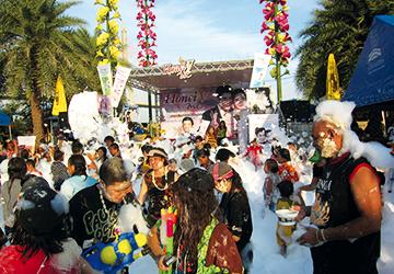 タイカルチャー基礎知識:ソンクラーン祭り