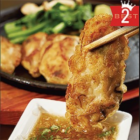 人気第2位:広島産カキの鉄板焼き(349B)