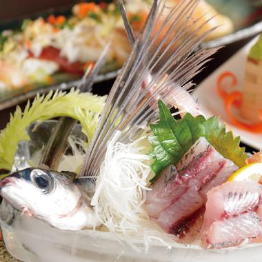 漁港直送の鮮魚を味わう 大人の隠れ家的空間 -田 ジャパニーズダイニングバー-