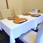 2~4名テーブル完全個室(喫煙)