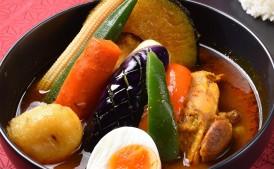 北海道スープカレー屋のプロモーション