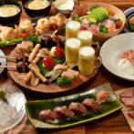 旬魚菜肉肴酒レカン55