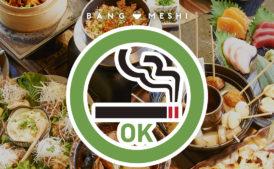 バンコクで喫煙できるレストランまとめ