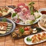肉も魚も名物も…とバランスよく味わうコース目当てのファンも多い