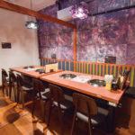 トンロー店の個室は2~50名。接待にも会社の飲み会にもおすすめ!