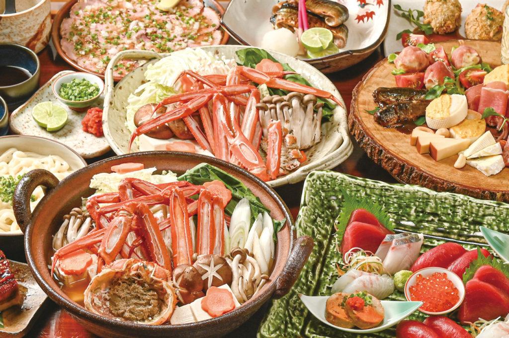 忘新年会│旬魚菜肉肴酒 レカン55