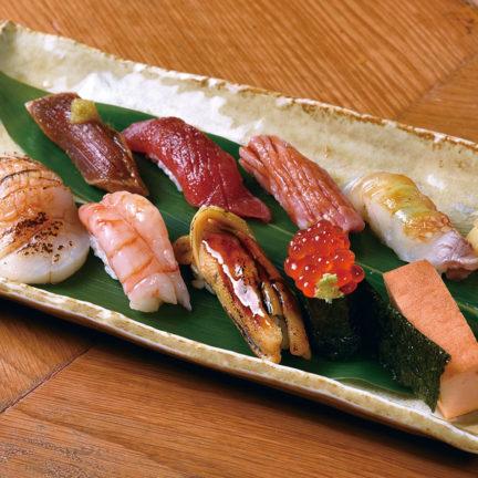 店内飲食可│寿司十番匠