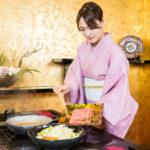 日本人女性の客室係によるきめ細やかなサービスも頼もしい