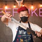唯一無二の近江牛専門店で常に新しいお肉の楽しみ方を発信するシェフ