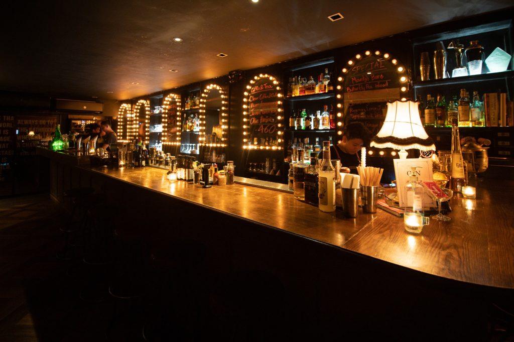Back Stage Cocktail Bar