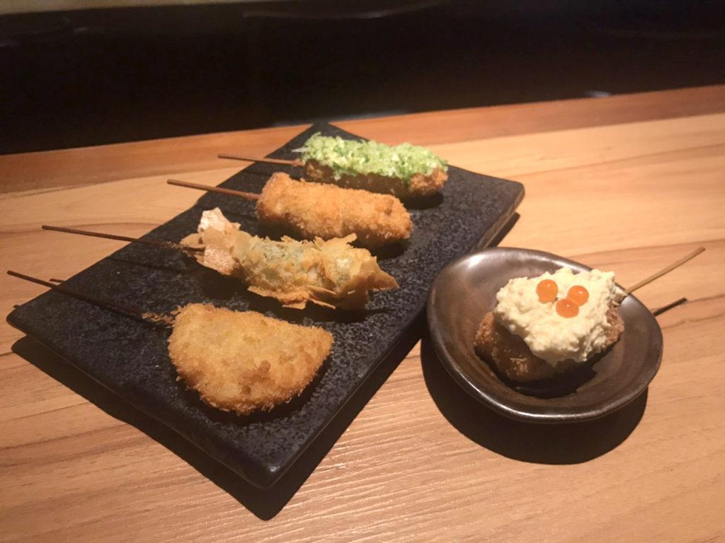 串かつ いし本 タニヤ本店