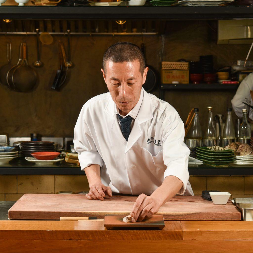 寿司十番 パヤタイ