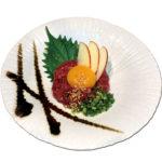 冷蔵牛肉だからできる、本当に美味しいお刺身やユッケも!